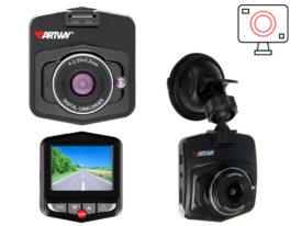 Artway AV-513 бюджетный качественный видеорегистратор