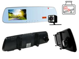 Artway MD-165 видеорегистратор зеркало 5 в 1