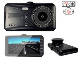 недорогой китайский автомобильный видеорегистратор Eaglecam Dash Cam