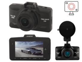 Digma FreeDrive 330 качественный автомобильный регистратор видео