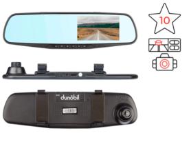 Dunobil Spiegel Duо хорошее недорогое зеркало заднего вида с регистратором