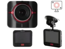 Pioneer VREC-100CH - видеорегистратор с хорошим качеством записи