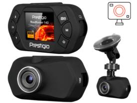 Prestigio RoadRunner 140 - недорогой хороший видеорегистратор
