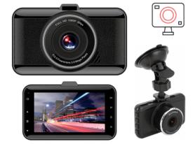 Supra SCR-577 - недорогой автомобильный видеорегистратор