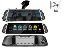 AUTOECHO G07 - зеркало регистратор на Андроиде с навигатором