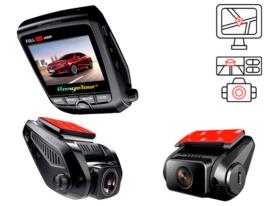 Range Tour X7s - хороший китайский регистратор с навигатором и 2 камерами