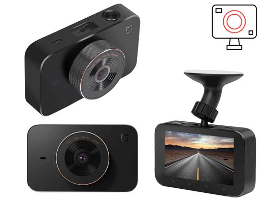 Xiaomi Mijia - умный видеорегистратор