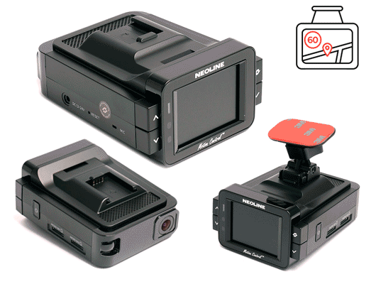 Премиум комбо видеорегистратор Neoline X-COP-9100S