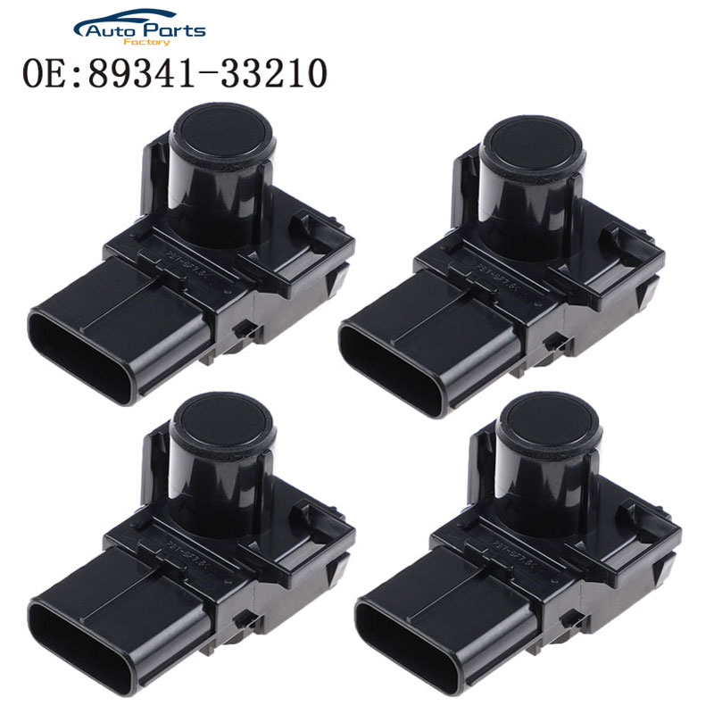 3 Color 4PCS PDC Backup Parking Sensor For Toyota 2012 2015 Camry Land Cruiser 89341 33210 8934133210|Parking Sensors| - AliExpress