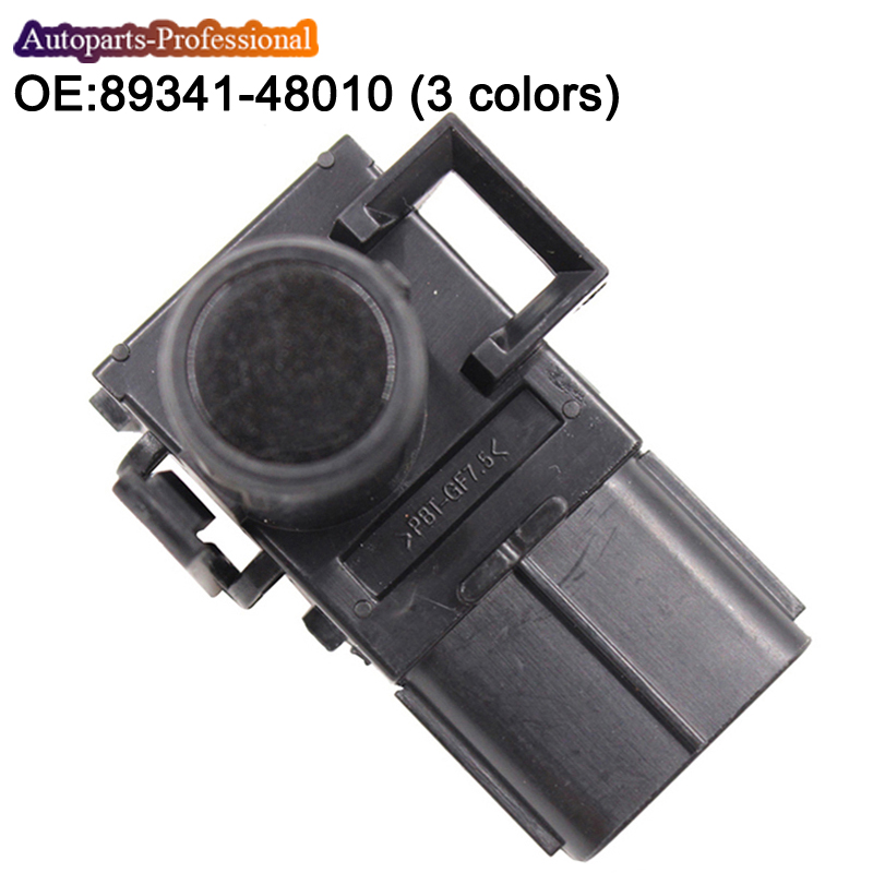 3 Colors 89341 48010 C0 89341 48010 New PDC Parking Sensor For Toyota Camry For Corolla Tundra For Lexus RX350 High Quality|Parking Sensors| - AliExpress