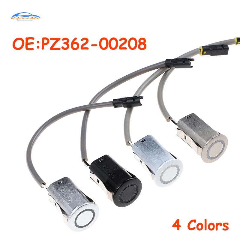4 Colors PZ362 00208 PZ36200208 New For Toyota Camry 30 40 Lexus RX300 RX330 RX350 PDC Parking Sensor PZ362 00208 A0/B0/C0/E0|Parking Sensors| - AliExpress