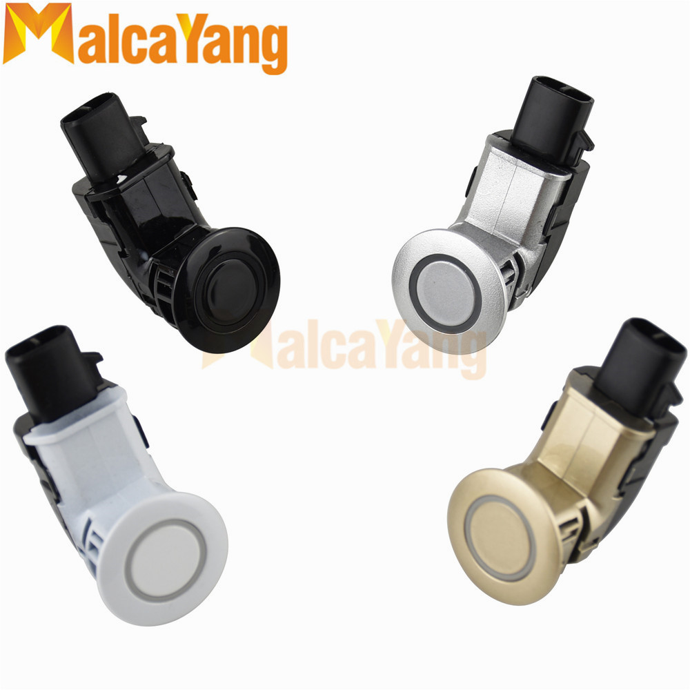 4PCS PDC Parking Distance Control Sensors For Toyota Sienna 3.5L GSL20 GSL25 black white silver gold color 89341 45030|Parking Sensors| - AliExpress