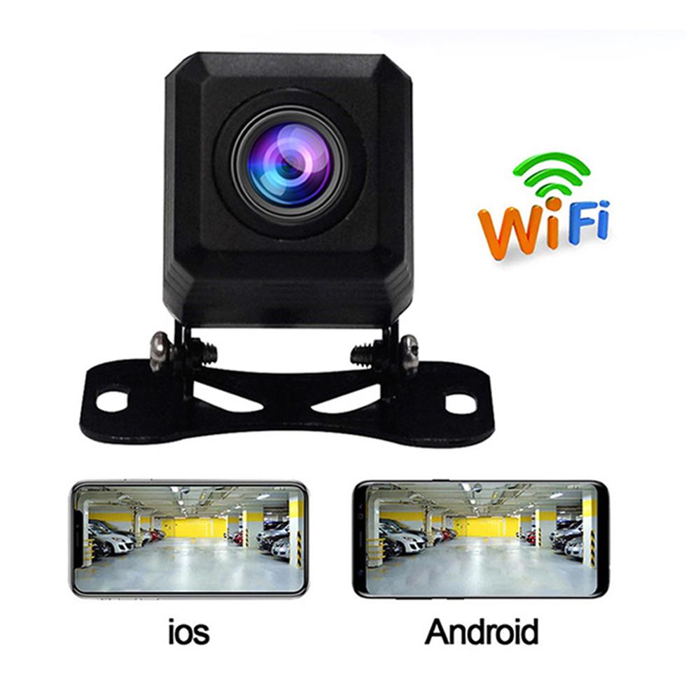 carsanbo High Quality Wifi BackUp Camera Rear View Camera Car 2020 New Professional HD Wireless Car Vehicle Front Camera|Vehicle Camera| - AliExpress