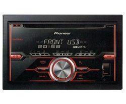 2 дин автомагнитола Pioneer FH-X380UB