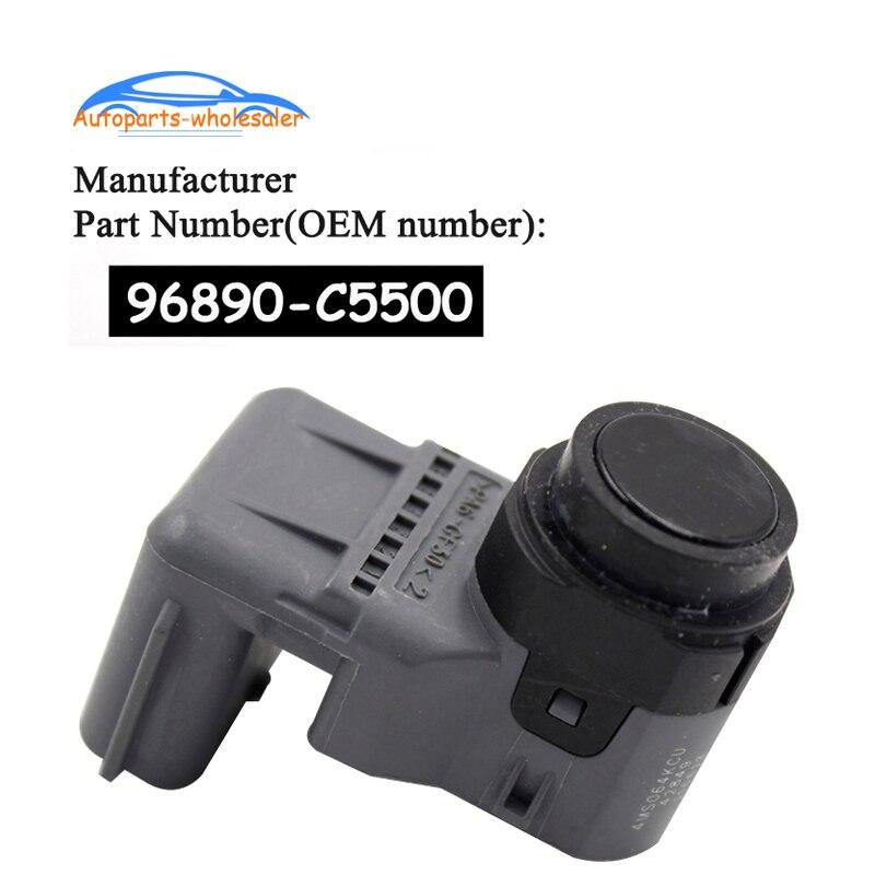 3 Colors For Hyundai Kia Sorento Car PDC Parking Distance Sensor Ultrasonic PDC Parking Sensor 96890 C5500 96890C5500 Parking Sensors  - AliExpress