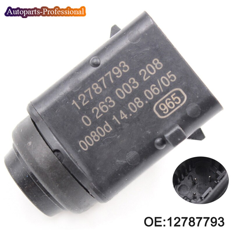 New 12787793 PDC Parking Sensor PDC Reverse 0263003208 Parking Assistance For Opel Ford 0263003172 6238242 93172012|parking sensor|sensor parkingreverse sensor - AliExpress